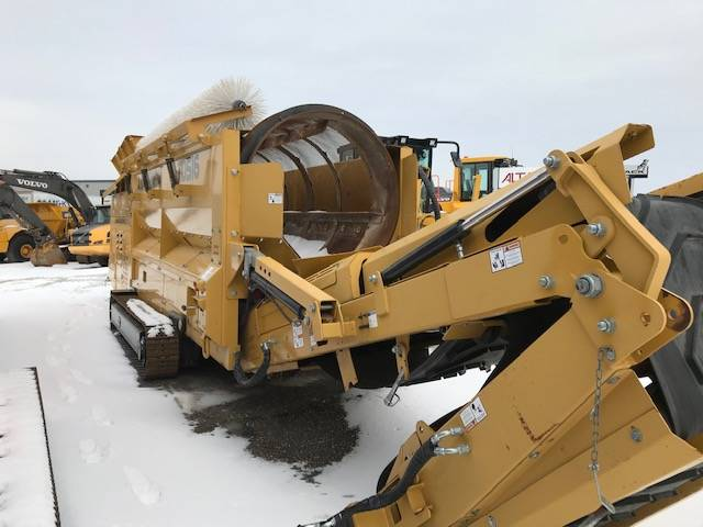 Anaconda TD516, Screeners, Construction Equipment