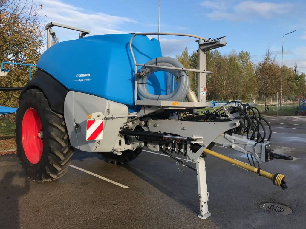 Lemken VEGA 5000/12, Trailed sprayers, Agriculture
