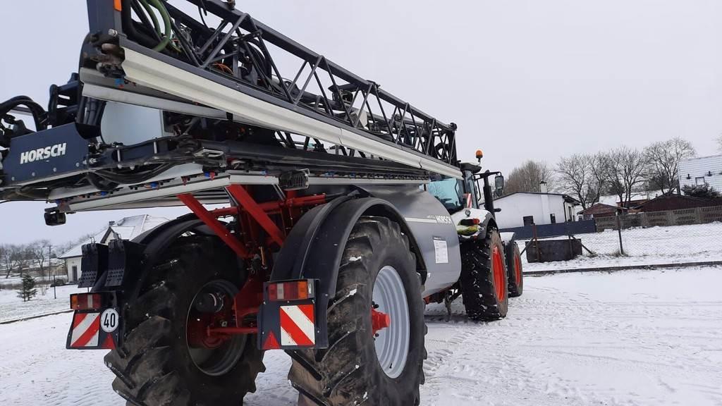 Horsch Leeb 8000GS, Opryskiwacze zaczepiane, Maszyny rolnicze