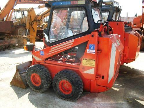 Fai 330, Skid Steer Loaders, Construction Equipment
