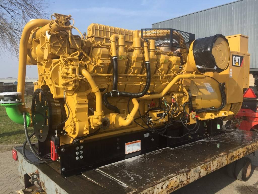 Caterpillar 3512 B HD-TA - CTH, Diesel Generators, Construction