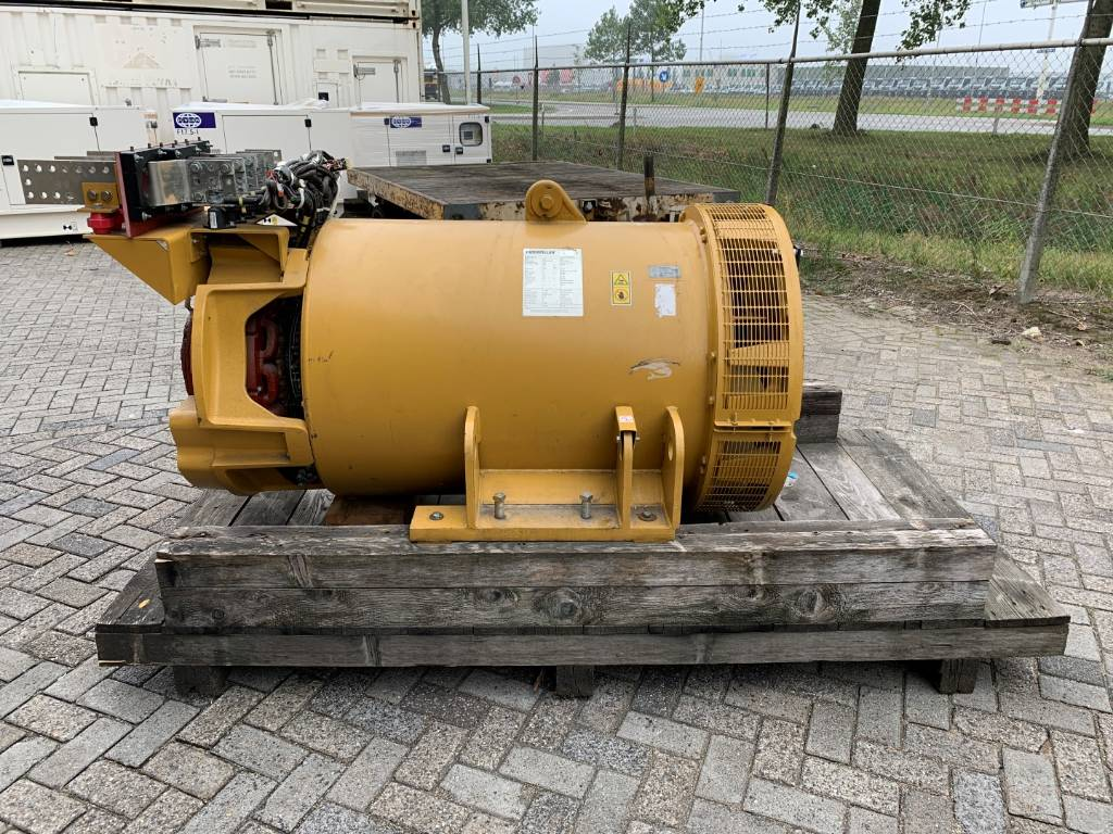 Caterpillar 1400F - Gen End - 1400 kVa - Arr. 252-3790, Generator Ends, Construction