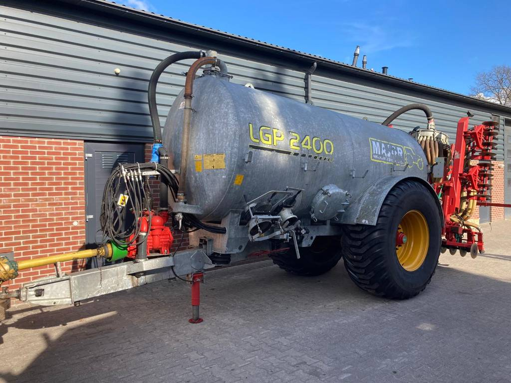 Major LGP 2400 tank, Slurry Tankers, Agriculture