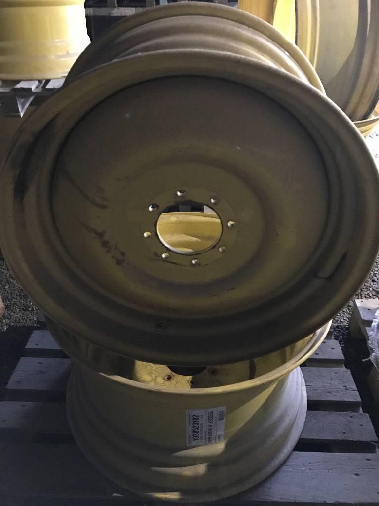 """John Deere JD fälgar (par) DW16""""x30"""", Övriga traktortillbehör, Lantbruk"""