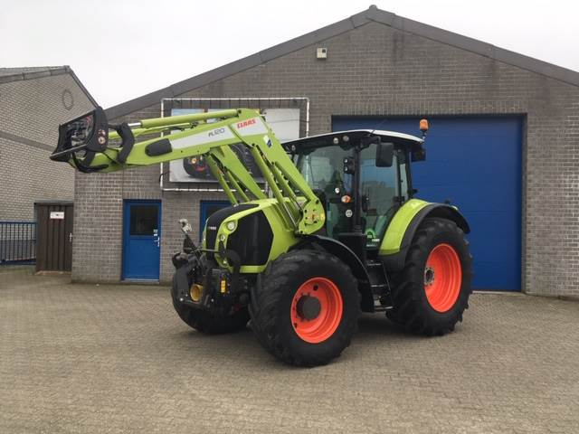 CLAAS Arion 540 Cebis, Tractoren, Landbouw