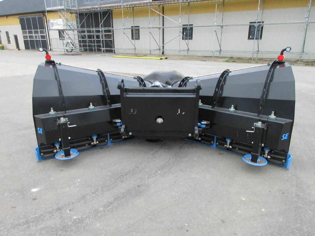 [Other] SE Equipment vikplog 4 m, St Bm, Plogar, Entreprenad