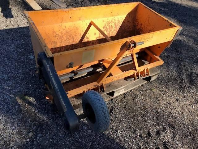 Hydromann Sandspridare, Sand- och saltspridare, Lantbruk