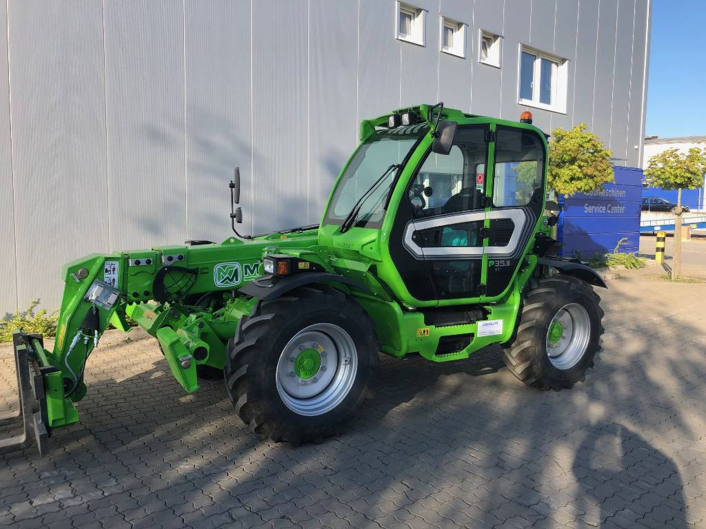 Merlo P35.11, Telescopic Handlers, Construction Equipment