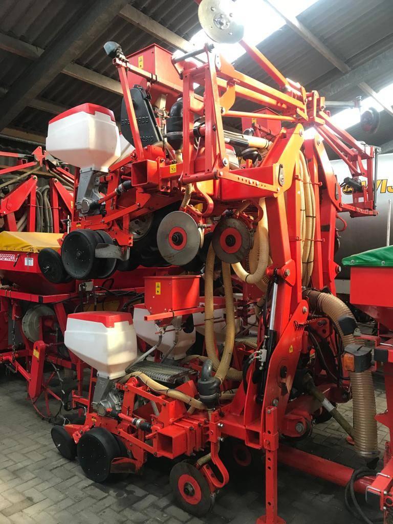 Gaspardo Zaaimachine 8 rijen, Precision Sowing Machines, Agriculture