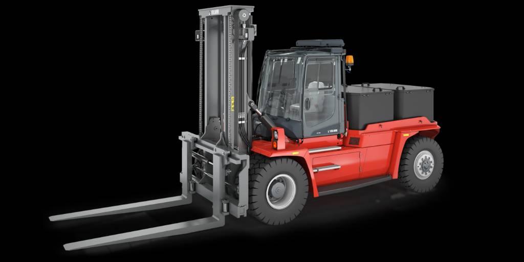 Kalmar ECG100-6, Electric forklift trucks, Material Handling