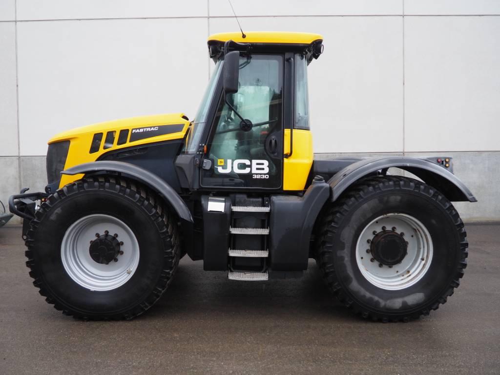 JCB Fastrac 3230, Traktorit, Maatalous