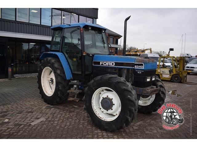 New Holland 8340 S L E
