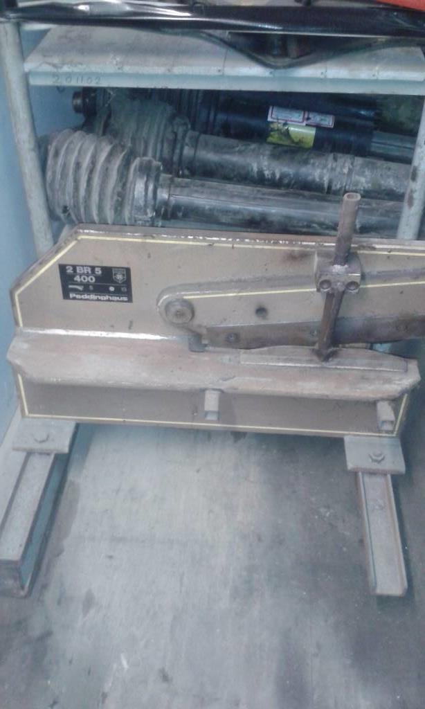 [Other] Penninghaus Hefboomschaar, Anders, All Used Machines