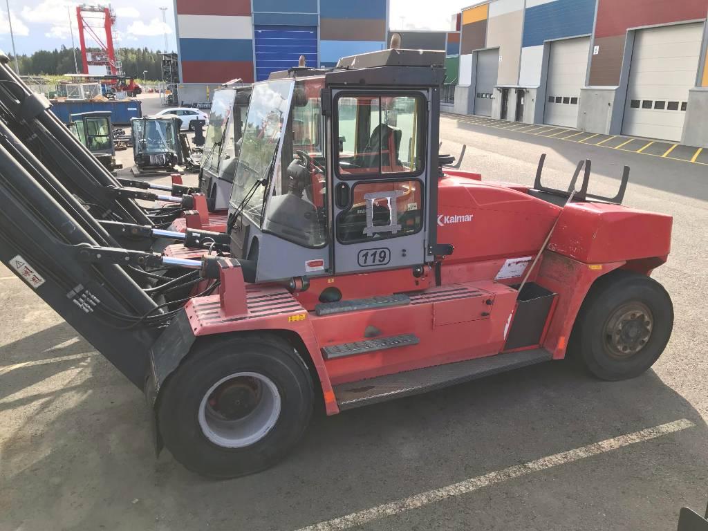 Kalmar DCE 160-12, Diesel Stapler, Flurförderzeuge