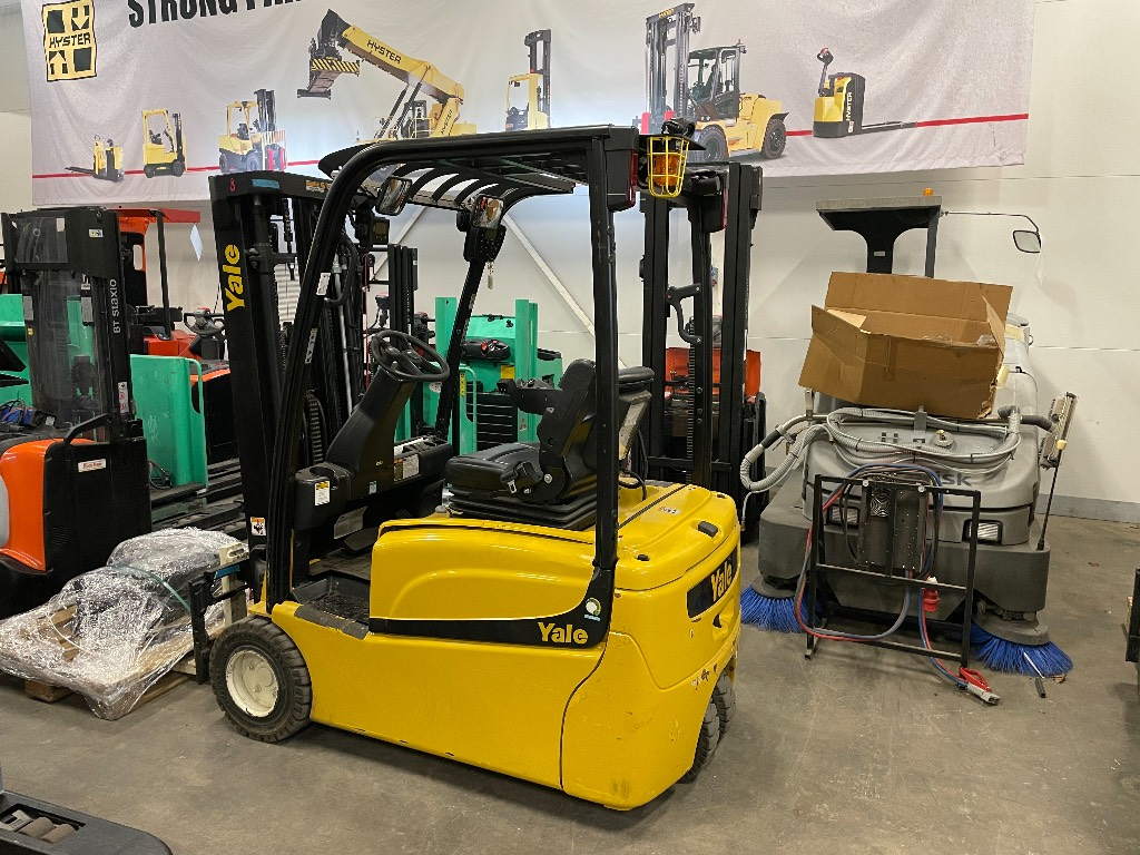 Yale ERP20VT, Electric counterbalance Forklifts, Material Handling