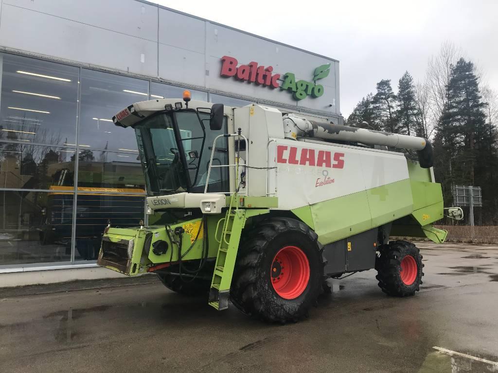 CLAAS Lexion 460, Kombainid, Põllumajandus
