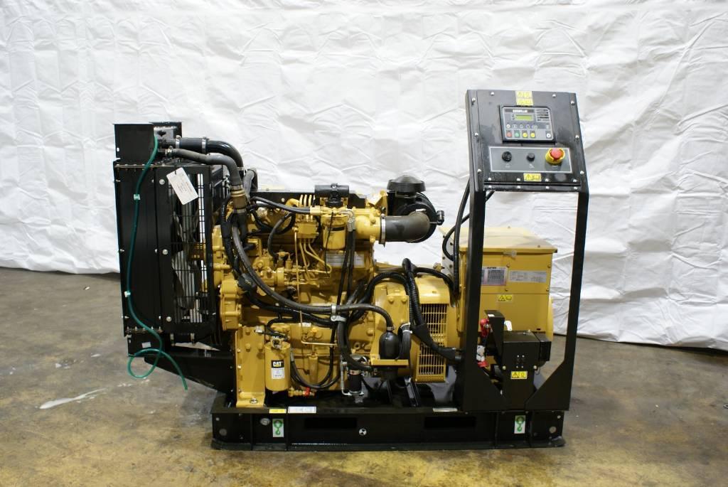 Caterpillar C4.4 Marine Generator Set 48 kVa - DPH 103584, Marine auxiliary engines, Construction