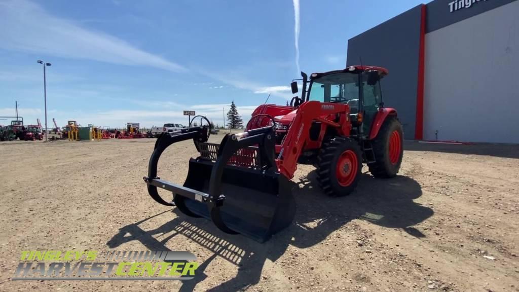 Kubota M5-111D, Tractors, Agriculture