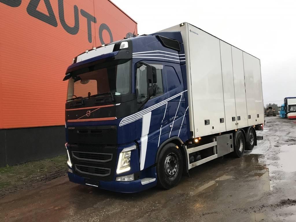 Volvo FH 540 EURO 6 RETARDER, Box trucks, Trucks and Trailers