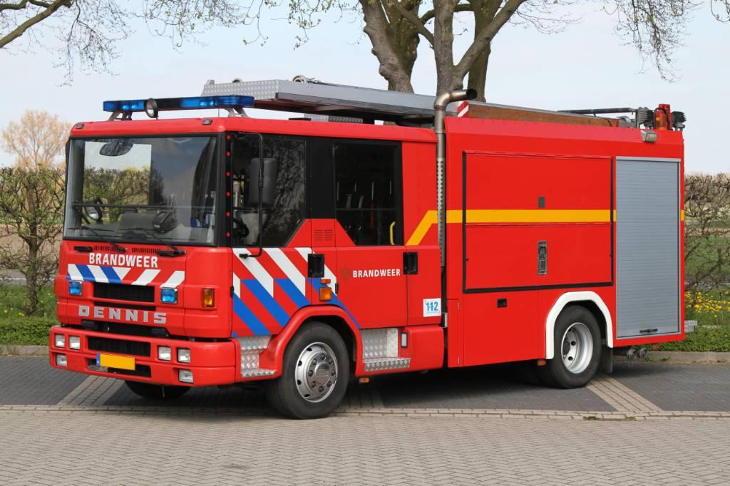 Dennis Rapier Plastisol - Godiva, Fire trucks, Transportation