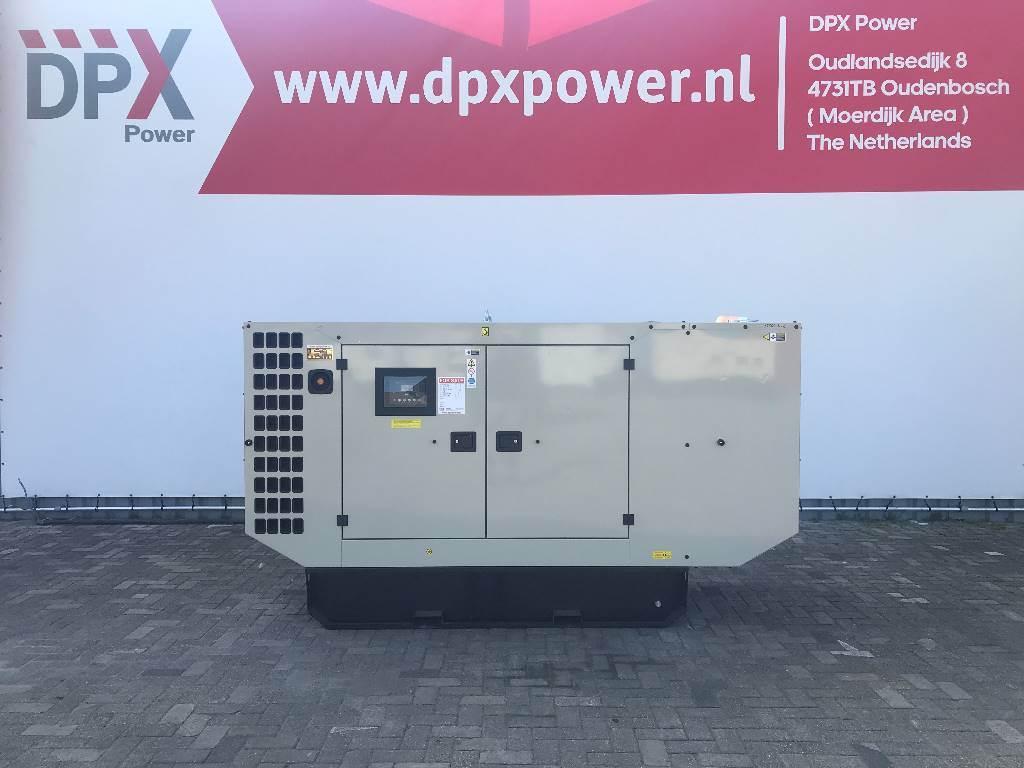 Cummins S3.8-G7 - 66 kVA Generator - DPX-15503, Diesel generatoren, Bouw