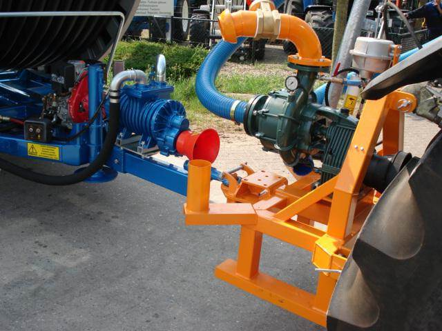 Caprari MEC-DMR80-3/2, Irrigatiesystemen, Landbouw