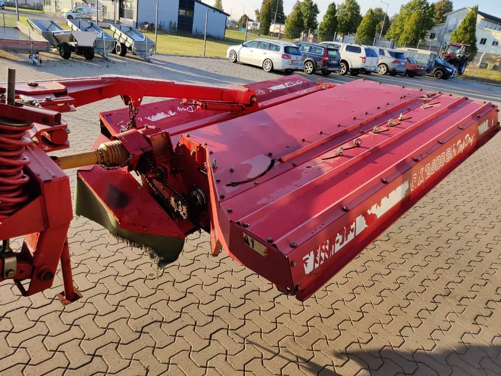 JF GX 2800 S M Top Dry, Slåtterkrossar, Lantbruk