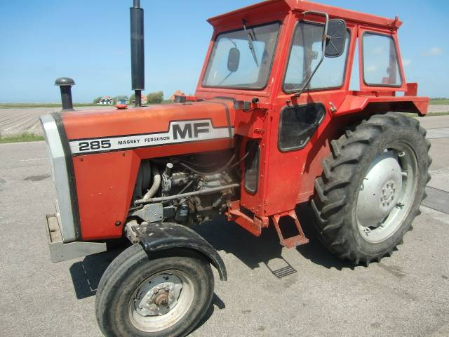 Massey Ferguson 285 Tractor Information : Used massey ferguson tractors year for sale