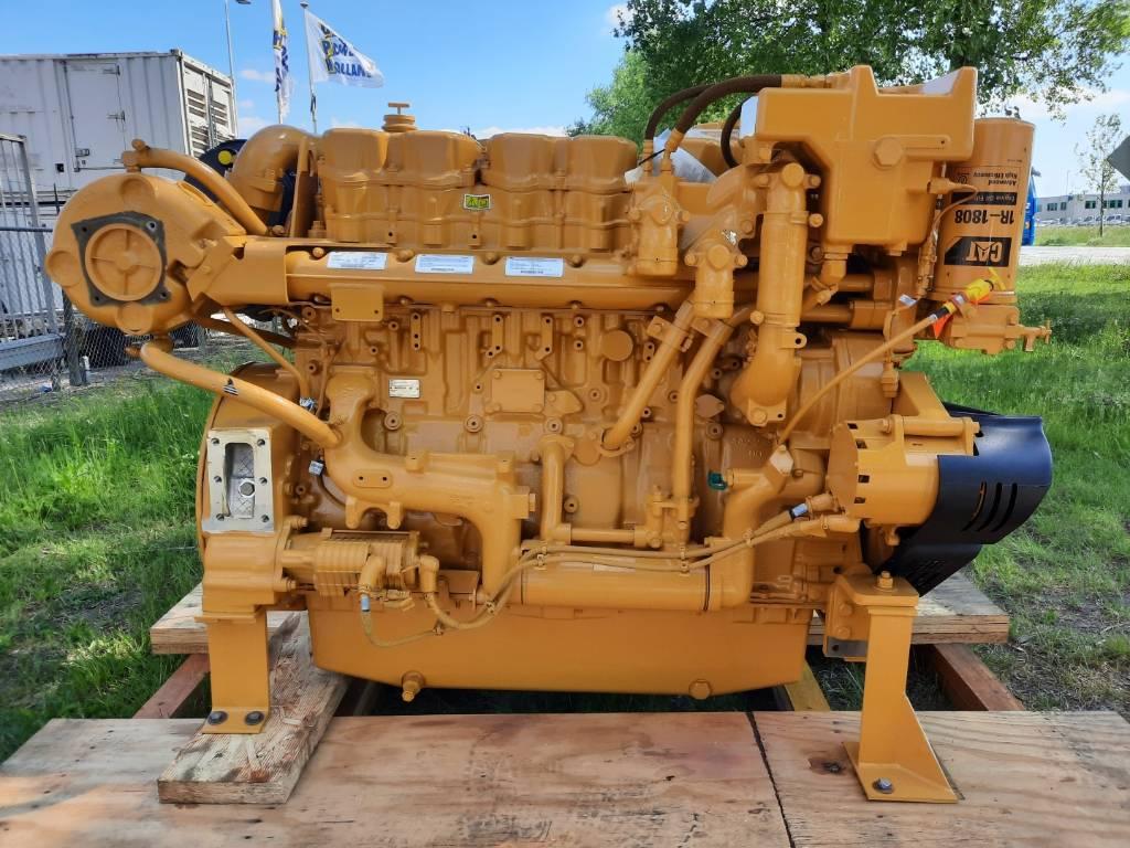Caterpillar Unused -C18 - 600HP  1800RPM - Marine Prop. - T2R, Marine Applications, Construction