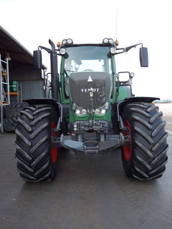 Fendt 828 Vario Profi Plus S4, Tracteur, Agricole