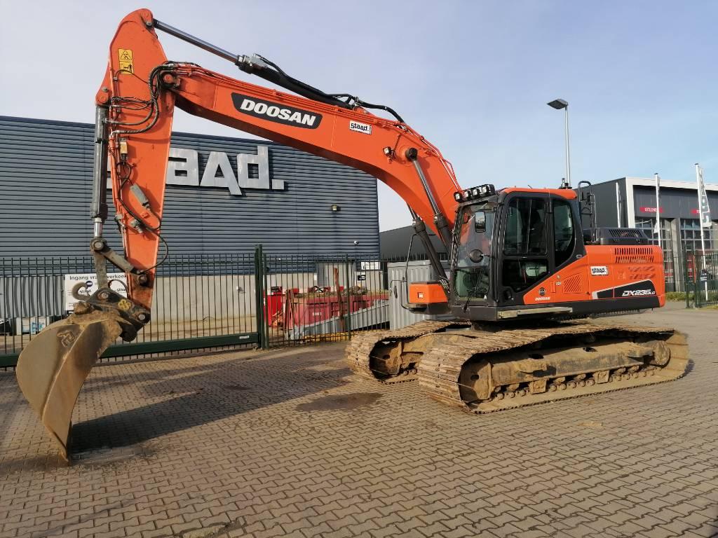 Doosan DX 235 LC-5 Rupsgraafmachine, Crawler Excavators, Construction Equipment