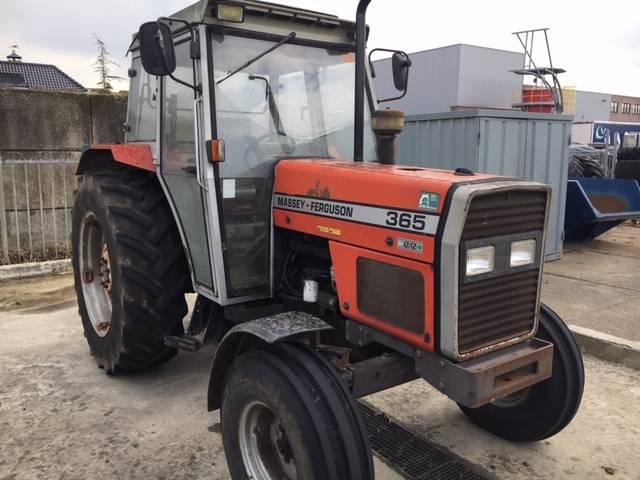 Massey Ferguson 365, Tractoren, Landbouw
