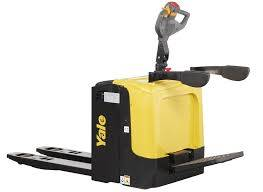 Yale MP20XUX, Low lifter with platform, Material Handling