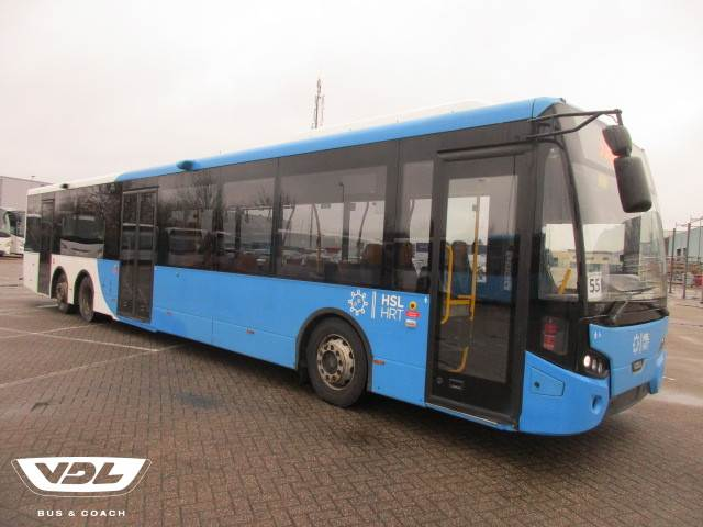 VDL Citea XLE-145/310, Autobus urbani, Veicoli