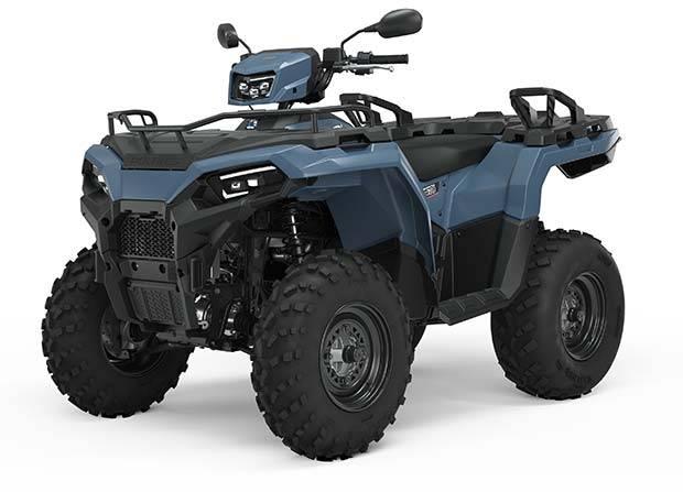 Polaris Sportsman 570 Eps, Traktor B, ATV, Lantbruk