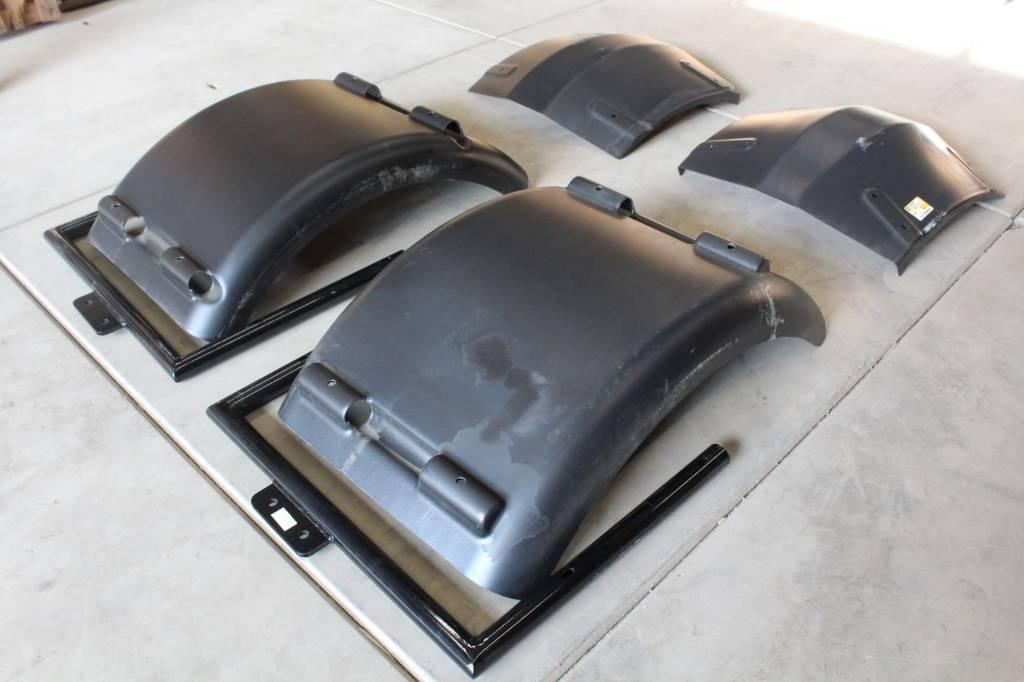 Caterpillar Fender-Set M313D, Chassis, Landbouw