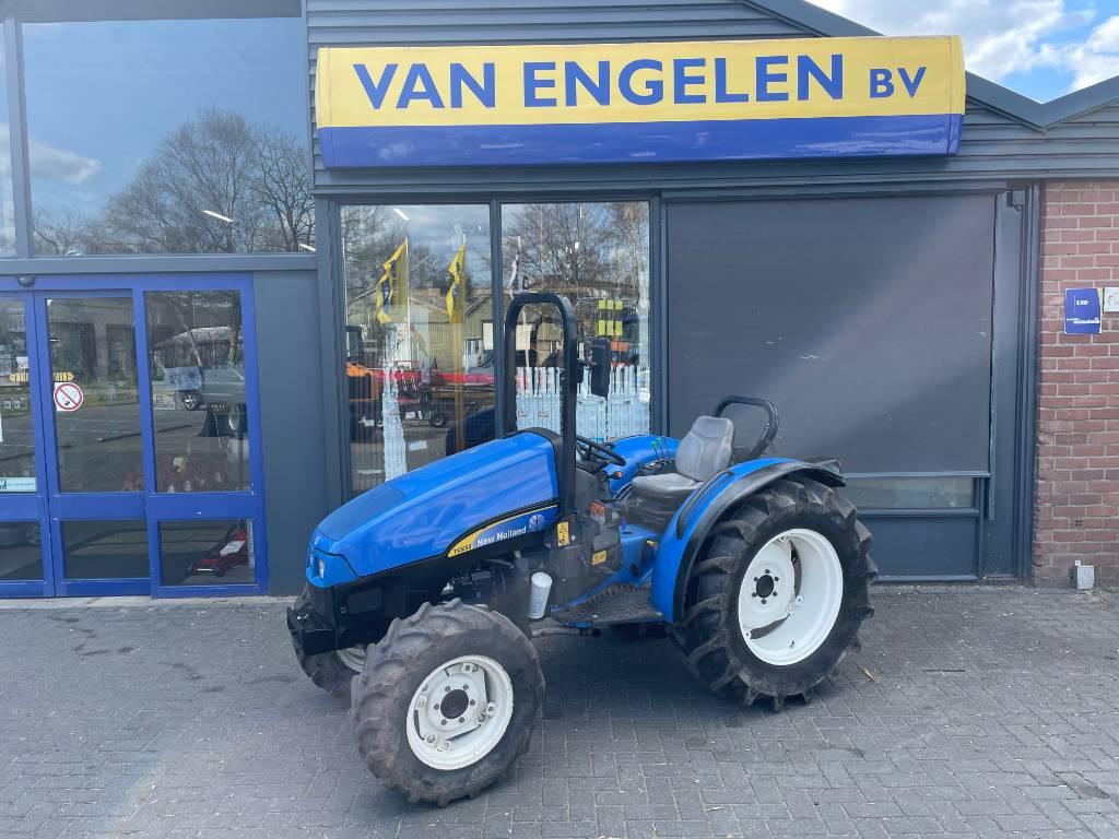New Holland TCE 50, Tractoren, Landbouw