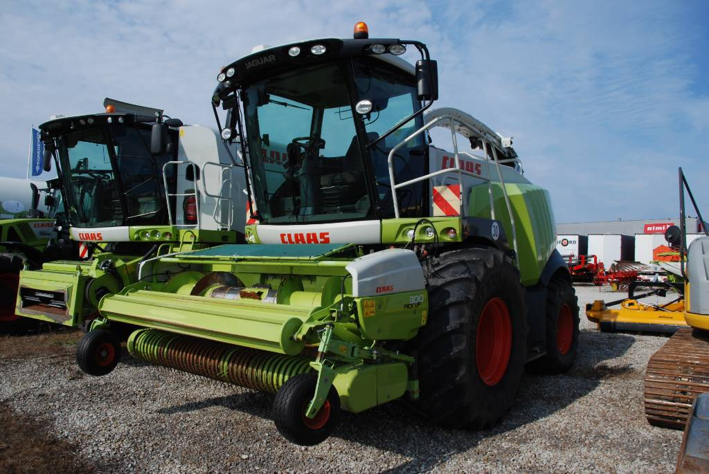 CLAAS Jaguar 930, Foragers, Agriculture