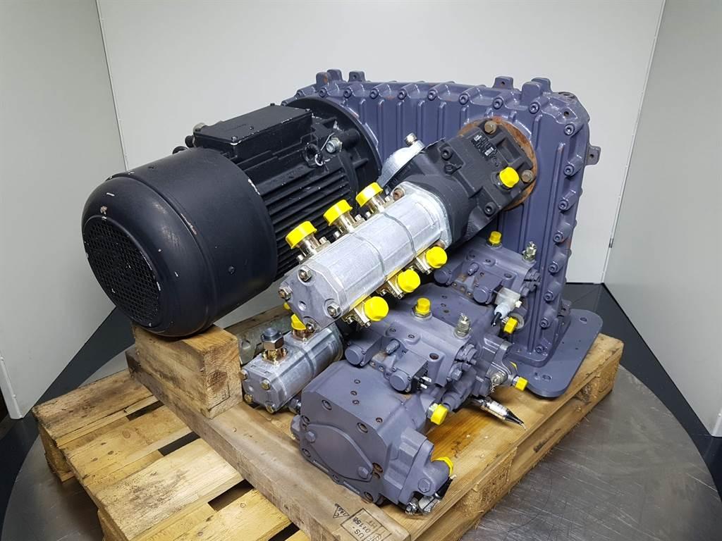 V�gele VISION 5100-2/5103-2-2071925-Transmission/Getriebe