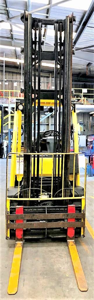 Hyster H2.5FT, LPG counterbalance Forklifts, Material Handling