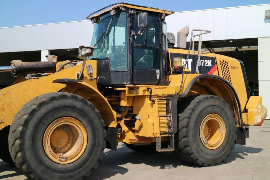 Caterpillar 972K, Wheel Loaders, Construction Equipment