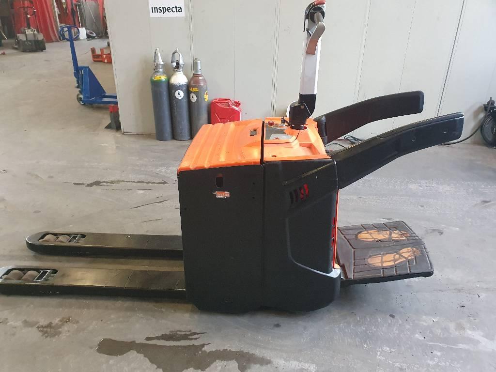Rocla TPS20, Lavansiirtotrukit ajotasolla, Materiaalinkäsittely