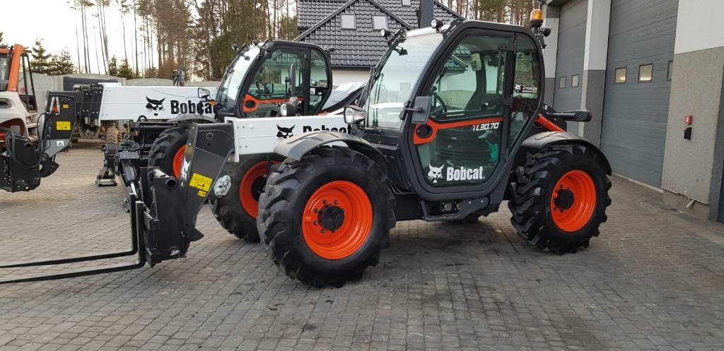 Bobcat T 30.70 DEALER, Telescopic Handlers, Construction Equipment