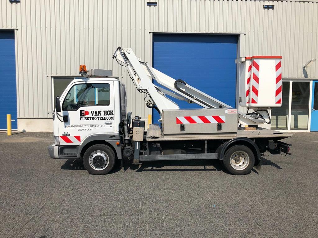 France Elevateur Auto Hoogwerker, 11,2 meter, Nissan Cabstar, Auto hoogwerkers, Bouw