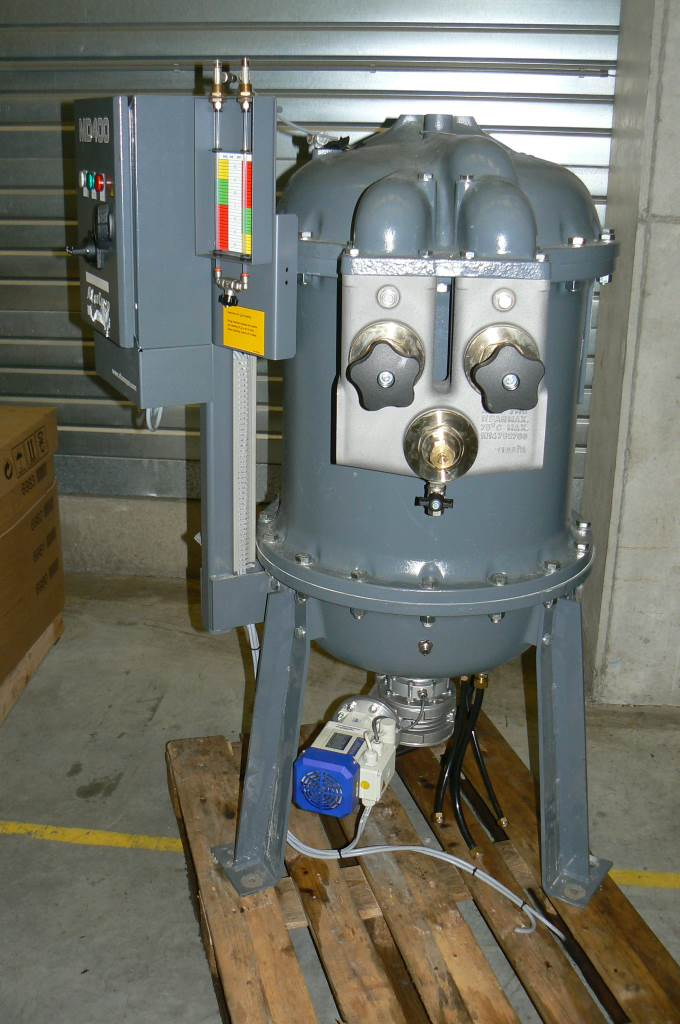 Atlas Copco MD 400W ( VSD ), Compressed air dryers, Industrial
