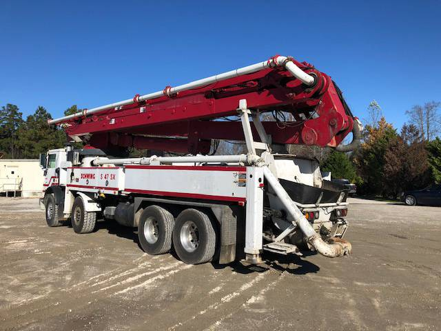 Schwing 23-4/S 47SX, Boom Pumps, Construction Equipment