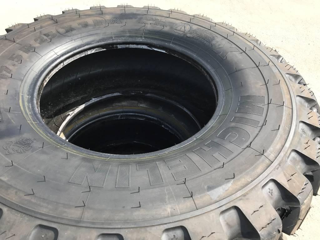 Michelin 17,5R25 Däck Michelin, Hjullastare, Entreprenad