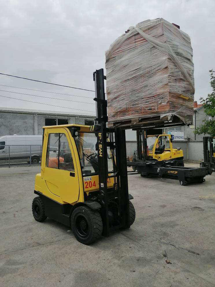 Hyster H 2.0 FT, LPG counterbalance Forklifts, Material Handling