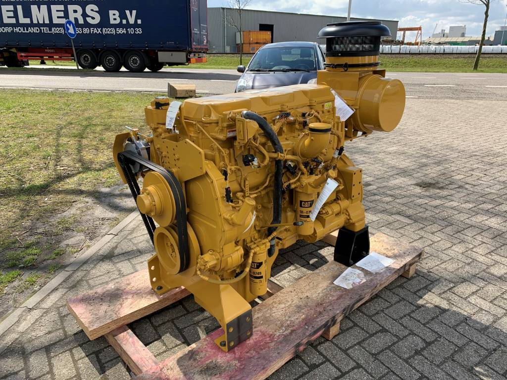 Caterpillar C13 - Industrial - 238 kW - DPH 106431, Industrial Applications, Construction