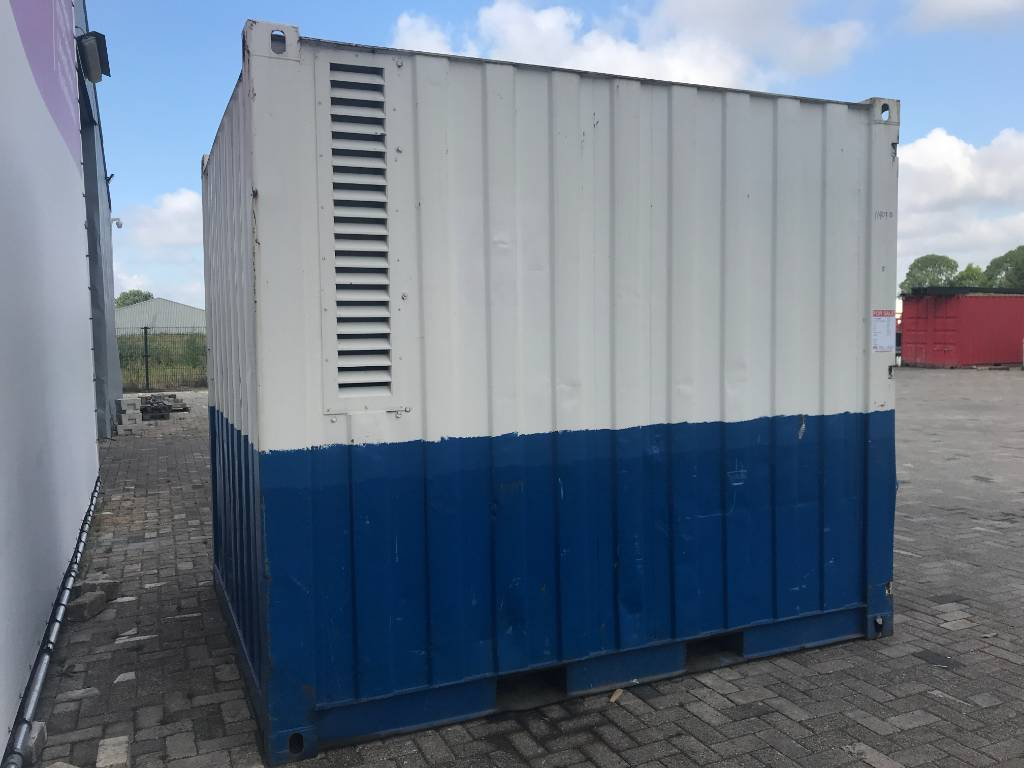 [Other] [Overig] 10FT Used Genset Container - DPX-11907B, Anders, Bouw